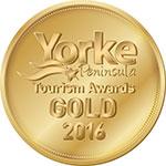 Yorke Peninsula Tourism Awards 2016