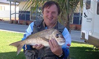 snapper fishing, port vincent