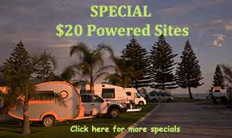Powered Site Special